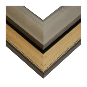 PixelPerfectFrames™ are real wood picture frames.