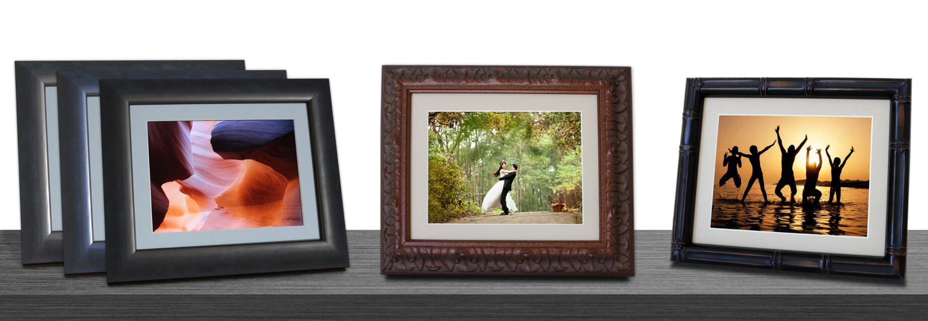 Digital Picture Frames for Interior Decor